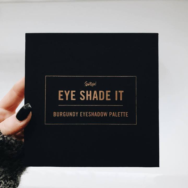 A New Found Love: The Burgundy Palette by Sportsgirl
