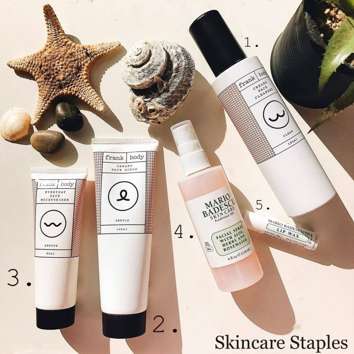 Skincare Staples